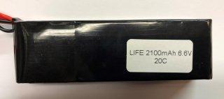 LiFePO4 modtager batterier.