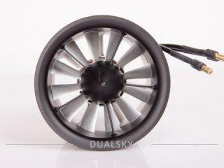 Dualsky mSTORM EDF med motor.