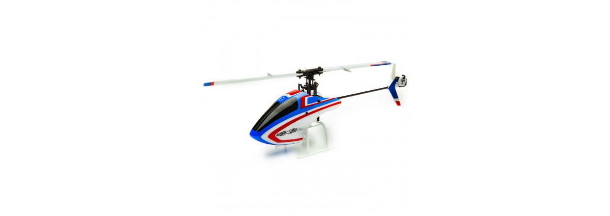 mCP X BL2 BNF Basic mikro helikopter.