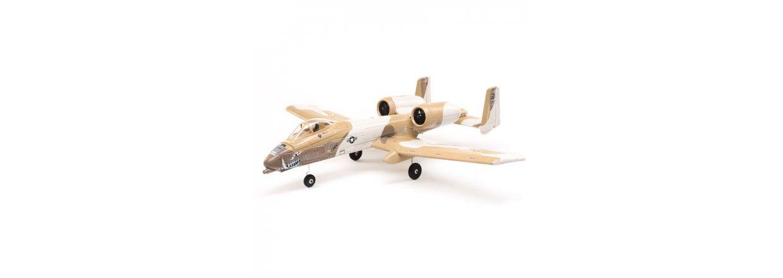 E-Flite UMX A-10 Thunderbolt II BNF Basic med AS3X.