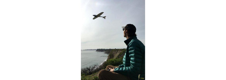 Ahi svævefly fra Dream Flight.