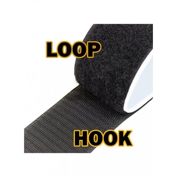 Velcro tape 25 cm.