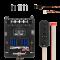 PowerBox Competition SRS inkl. SensorSwitch og patchledninger. BESTILLINGSVARE.