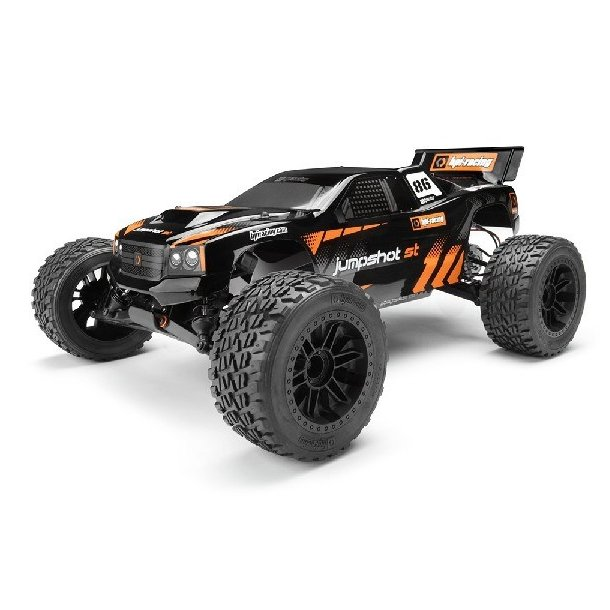 HPI Jumpshot Stadium Truck 1/10 2WD RTR, 2,4GHz.