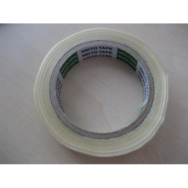 Glasfiber tape 20 mm bred.