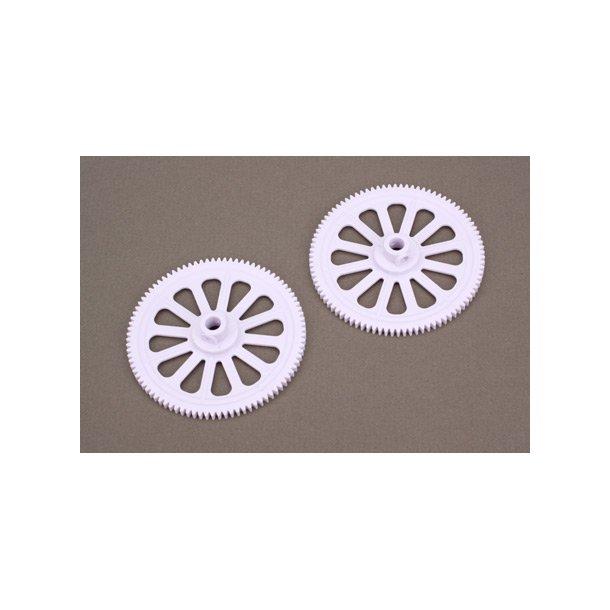 Hovedtandhjul til hale (2 stk.) til Blade 450