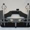 Senderpult V2X til FrSky Taranis X9D og X9D Plus.