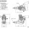 OS FS 91 SURPASS II-P  4-takt Metanolmotor, 14,96ccm.