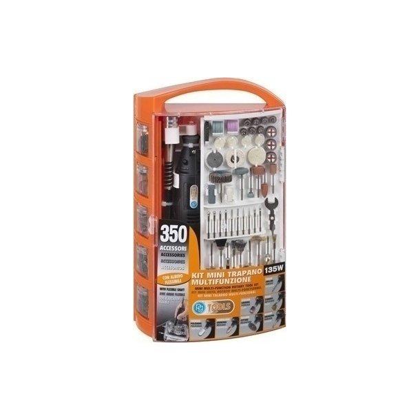 Kit Mini drill 135W + 350 dele.