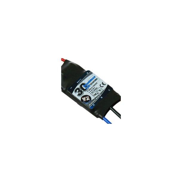 Dualsky-30A regulator, V2