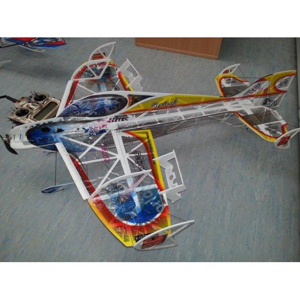 Spies F3P Depron/Mylar model