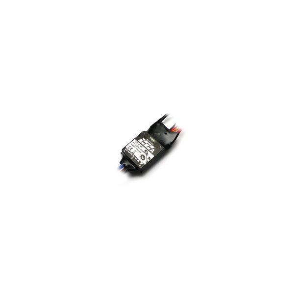 22 Amp. fartregulator