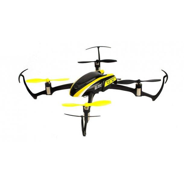 Blade Nano QX Bind-N-Fly mikro Quadcopter. UDGÅET.