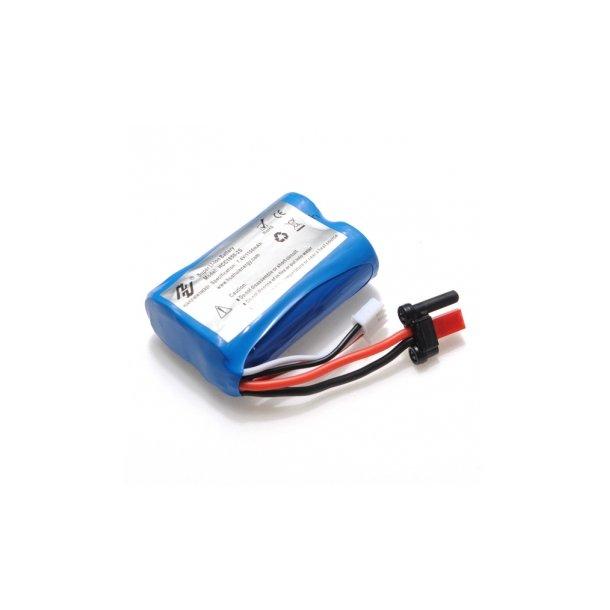 LiPo batteri til Speedbåd, 700mAh, 7,4Volt