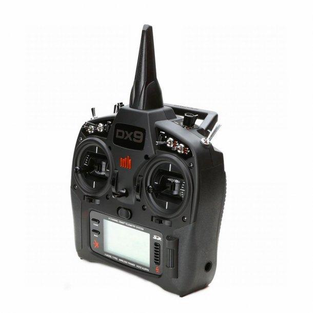 DX-9 Black, 2,4GHz sender