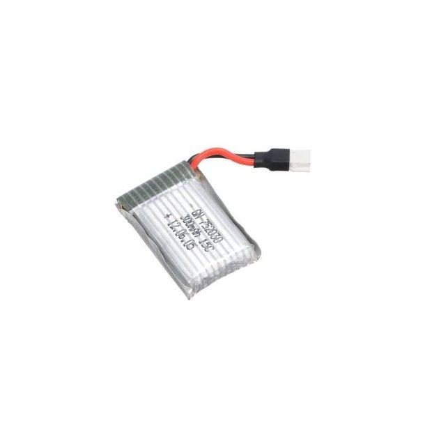 LiPo batteri til Hubsan X4C og X4D, 380mAh