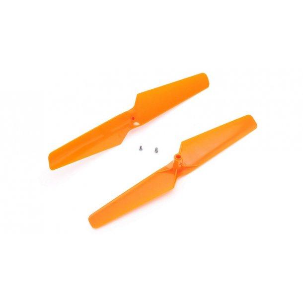 Propeller Orange, sæt til Blade 180 QX