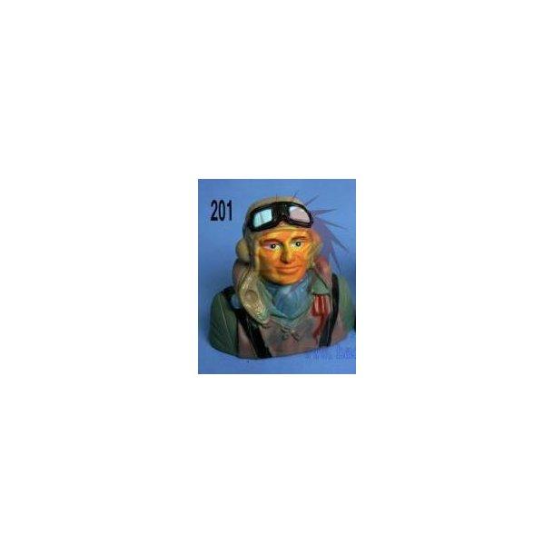 Pilot model WW2, ca. 1/6