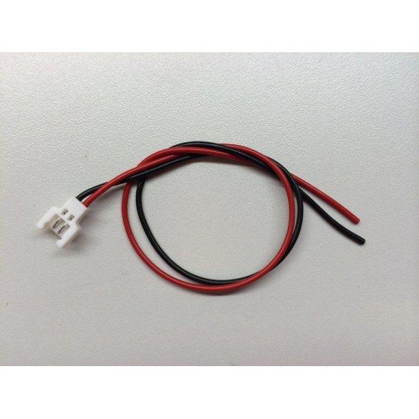 Kabel til små 1s batterier fra Hubsan