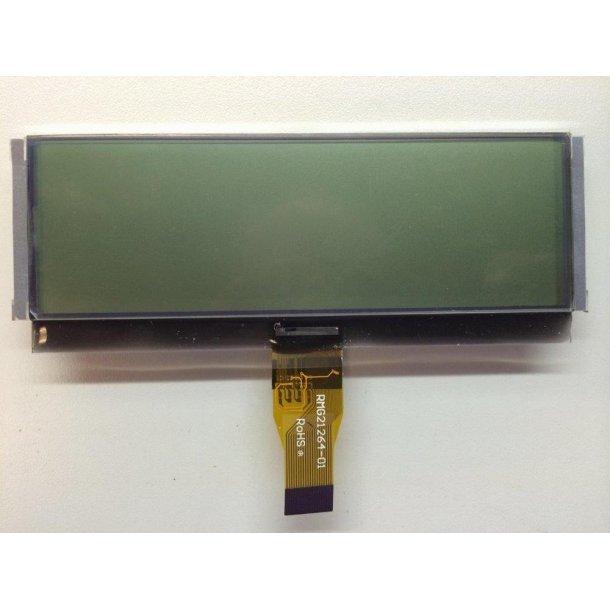 LCD display til Taranis sender