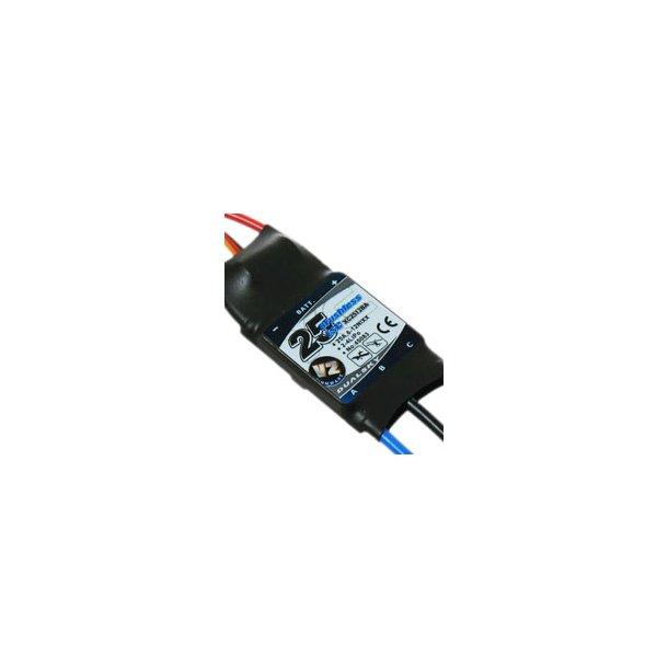 Dualsky-25A regulator, V2