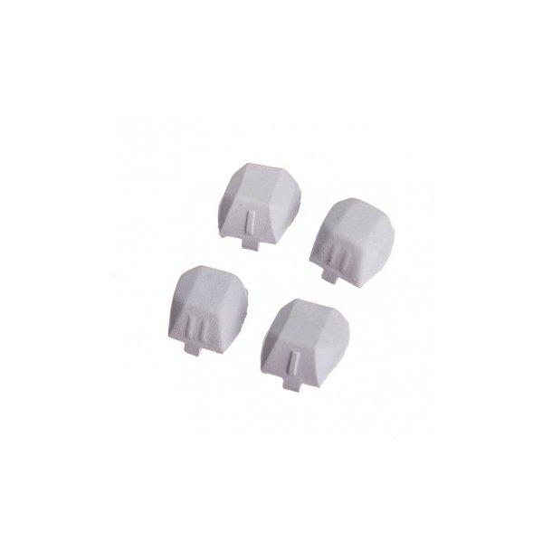 Gummifødder til Hubsan X4D FPV