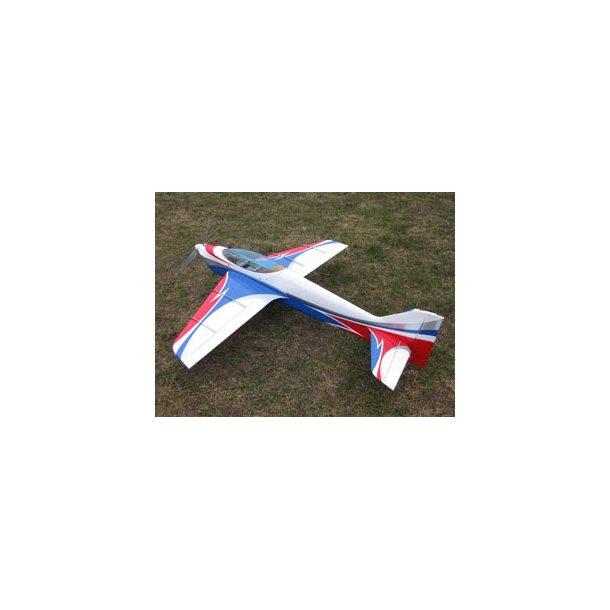SEBART Wind S 50E, Blå/Hvid/Rød