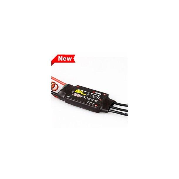 BLHeli Series 20A ESC børsteløs regulator fra EMAX