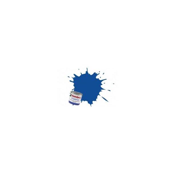Humbrol Enamel maling, Matt blue