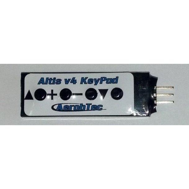 Altis v4 Keypad fra Aerobtec