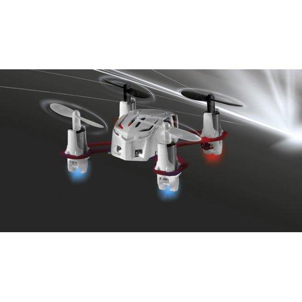 Nano Quadcopter, Hvid
