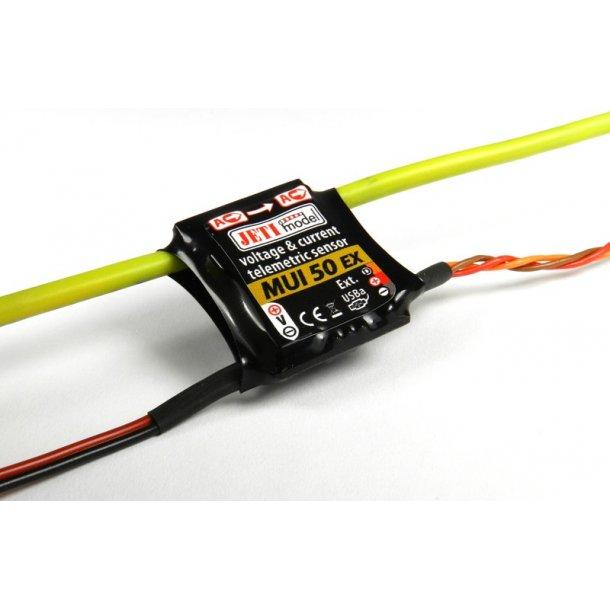 Jeti MUI-50 EX telemetri sensor