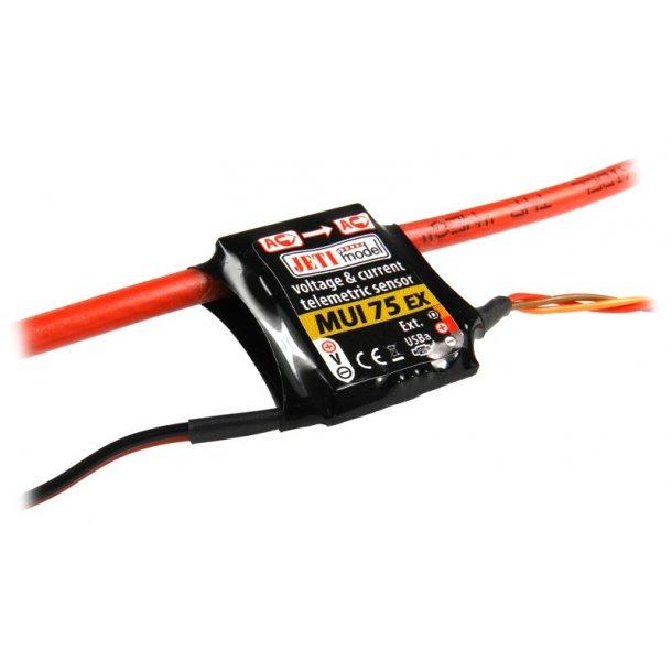 Jeti MUI-75 EX telemetri sensor