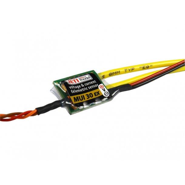 Jeti MUI-30 EX telemetri sensor