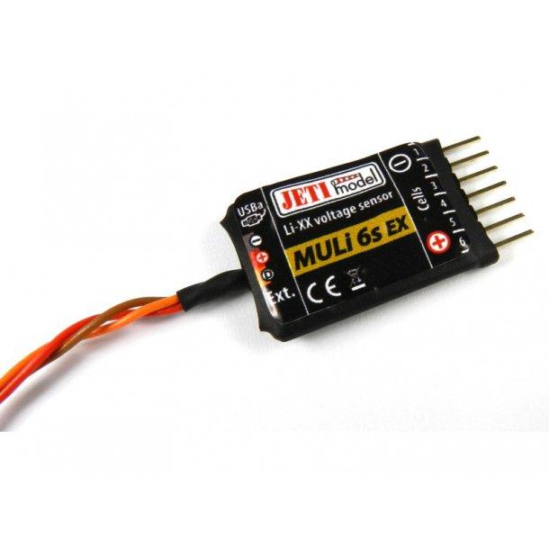 Jeti MULI 6S EX telemetri sensor