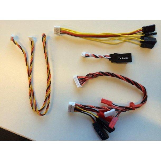 Kabelsæt til Vector FPV Flight Controller