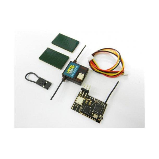 Lemon DSMX Spektrum kompatibel PPM 8-kanals