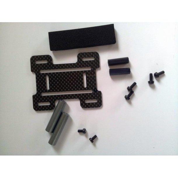 Quadrysteria GoPro/Mobius kamera mount