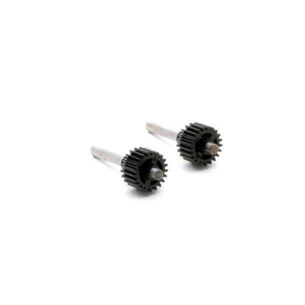 Hale pinion gear og aksel til Blade 180 CFX, 2 stk