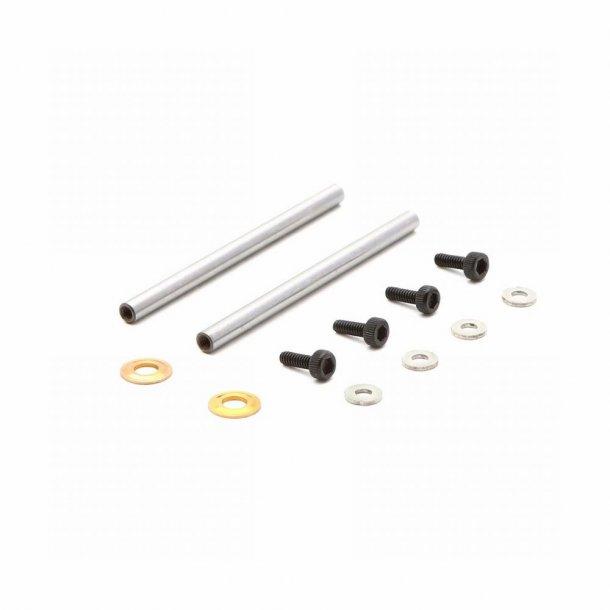 Bladholderaksel til Blade 180 CFX, 130 S og 150 S, 2 stk