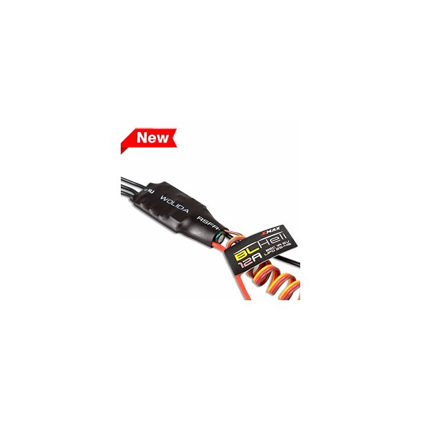 BLHeli Series 12A ESC børsteløs regulator fra EMAX