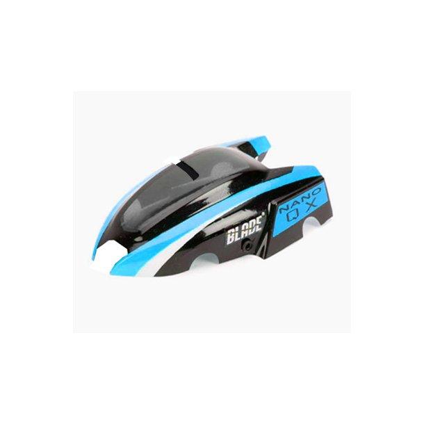 Canopy blå til Blade Nano QX