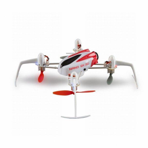 Blade Nano QX 3D Bind-N-Fly mikro quatrokopter