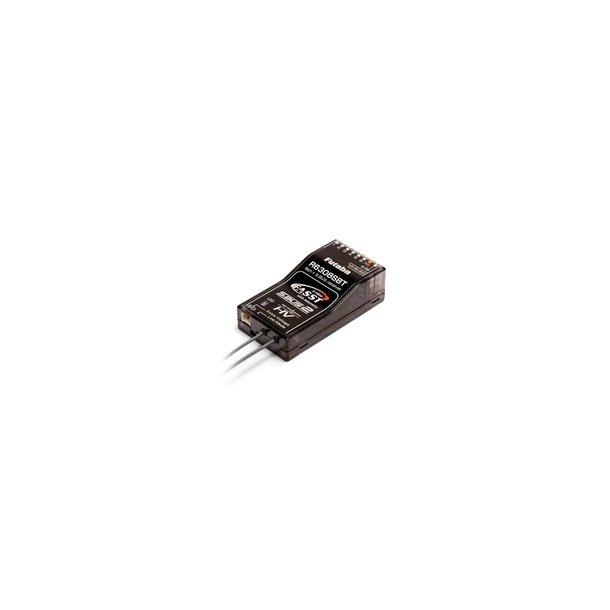 Futaba R6308SBT, 8 kanals FASST HV modtager