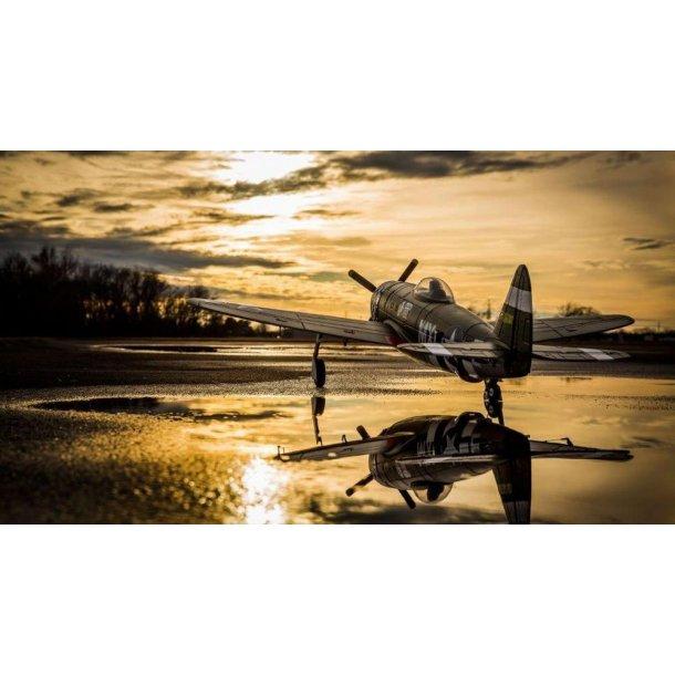 E-Flite P-47D Thunderbolt BNF Basic