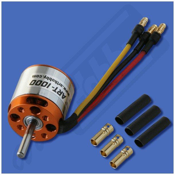 ART-1000, 880KV motor