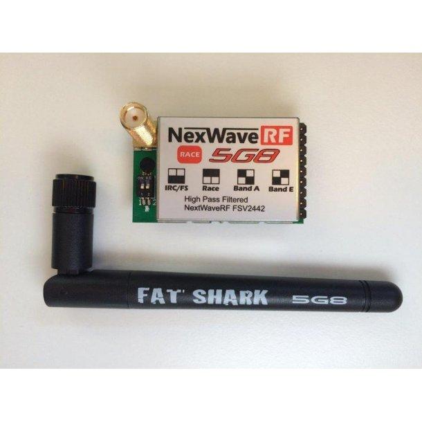 Fatshark 5,8 GHz 32 kanals modtager modul