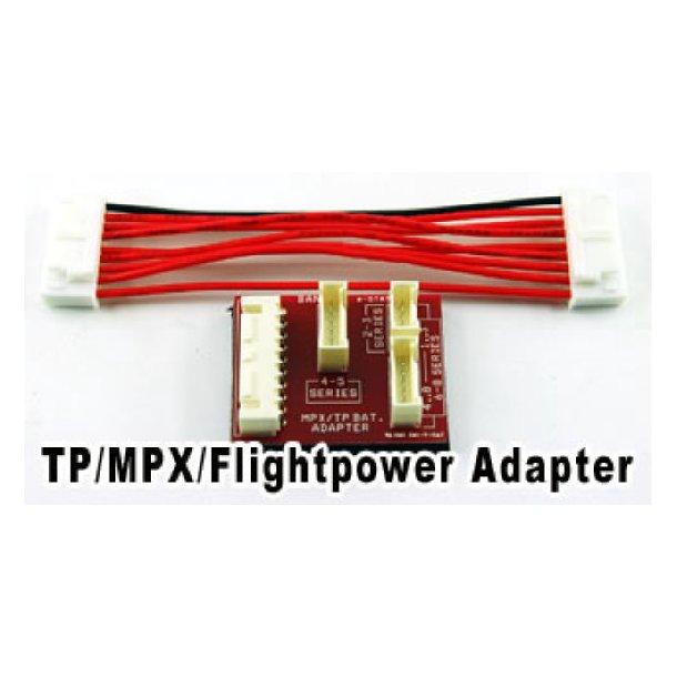 Bantam koblingsprint BC8 TP, MPX og FP