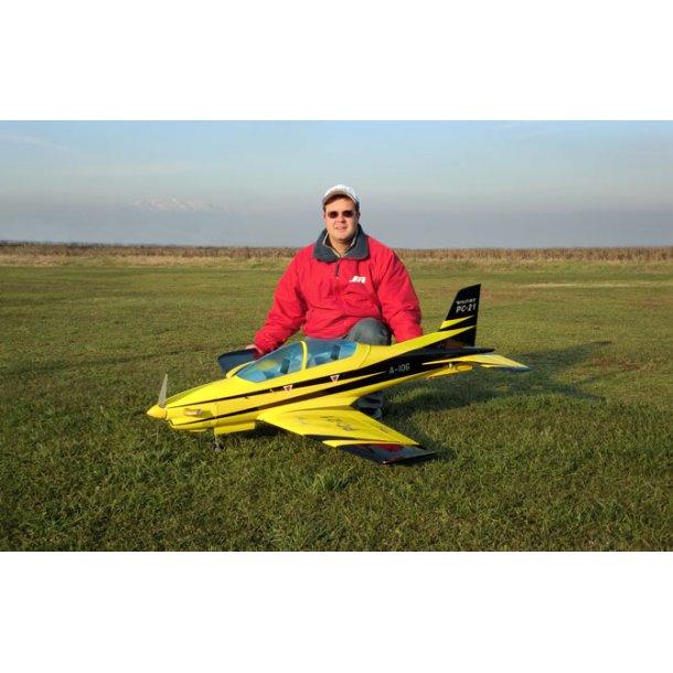Sebart PC-21 50E Yellow