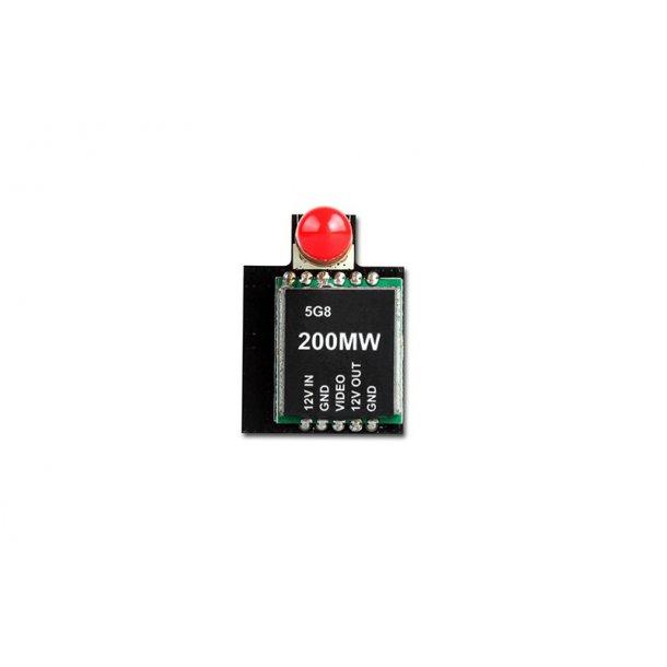 Videosender, 20mW / 200mW, 5,5GHz for Nighthawk
